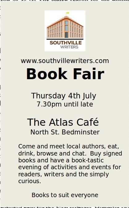 bookfair flyers